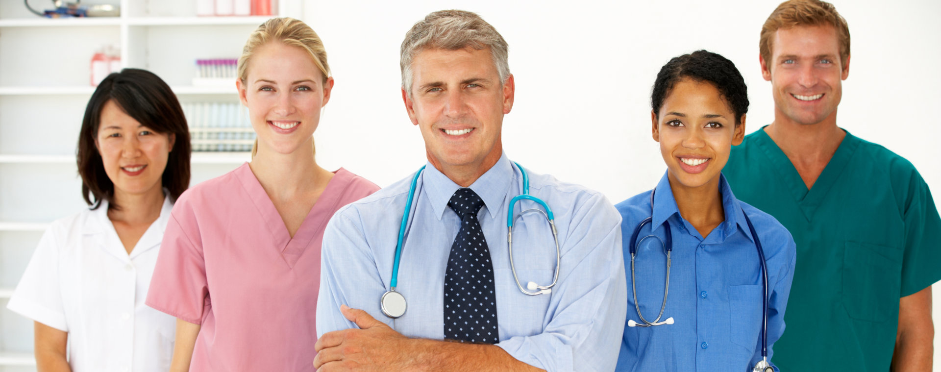 group medical staff